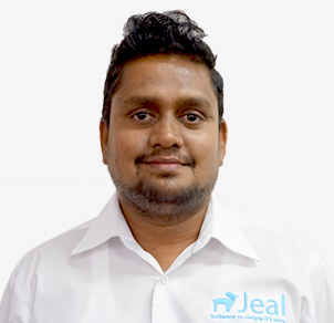 Thushanth - Software Developer
